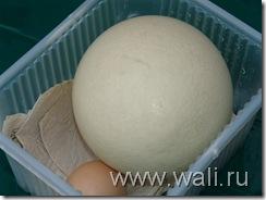 Сколько яичницы можно замутить из такого яичка))))