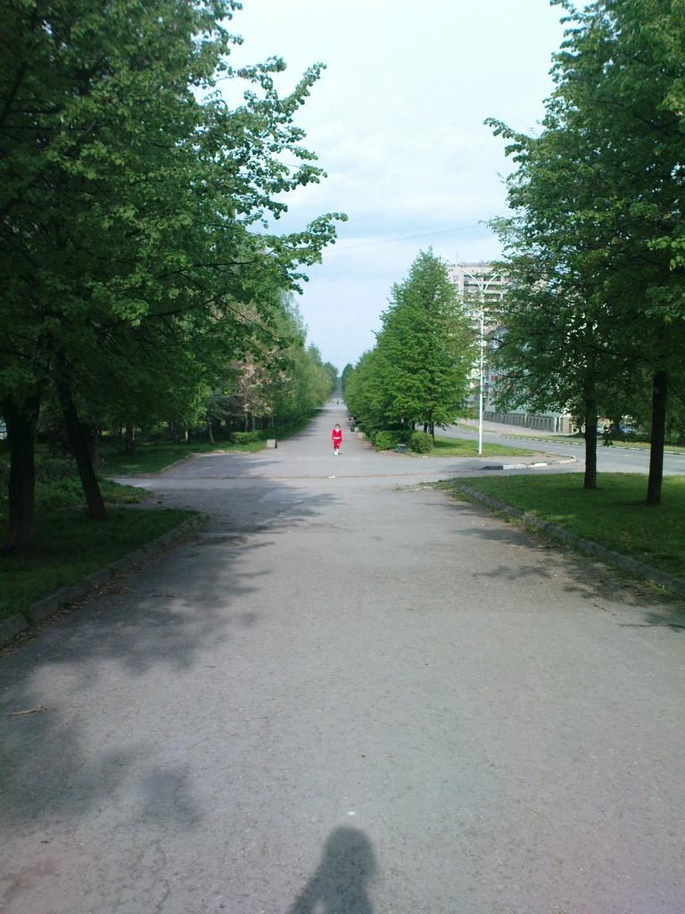 в далеке Дарья Прохорова